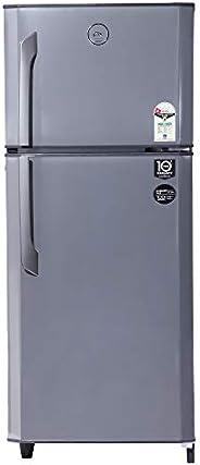 Godrej 231 L 1 Star Frost-Free Double Door Refrigerator (RF EON 245A 15 HF SI ST, Silver Strokes)