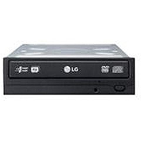 LG Intblack - Unidad de DVD interna (ATA/SATA, DVD), negro