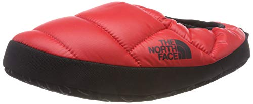 The North Face NSE Tent III, Mules para Hombre, Rojo (Shiny Red/TNF Black 5qy), XL