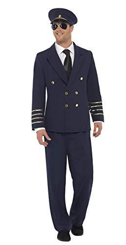 ten Kostüm, Jacke, Hose und Mütze, Größe: M, 28621 ()