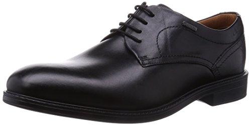 Clarks ChilverWalkGTX - zapatos con cordones de cuero