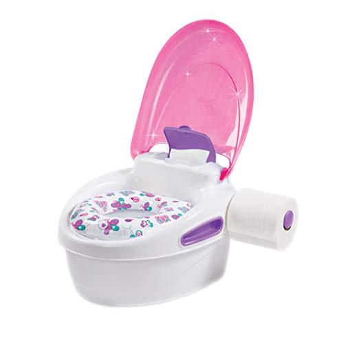 Bébé toilette Chaise Bébé Commode pour Toilette Et Commode Toilettes Pot Toilettes Enfants Hommes Et Femmes Pot De Bébé Petite Toilette Enfant Toilette (40 * 34 * 25Cm)
