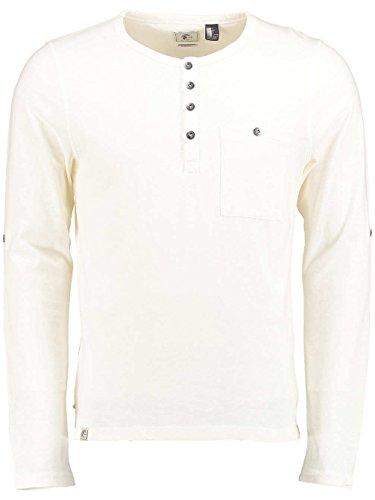 O 'Neill Herren T-shirt Lm O riginals Herren Long Sleeve Henley powder white