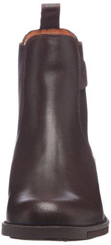 Aigle - Orzac - Chaussure d'equitation - Homme Dark Brown