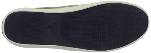 Gant New Haven, Sneakers basses femme Doré