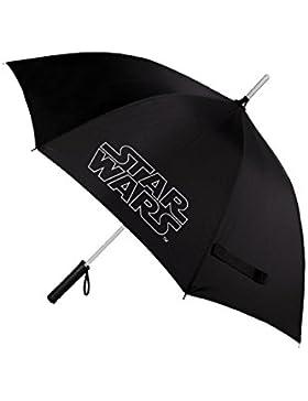 Star Wars Paraguas Negro