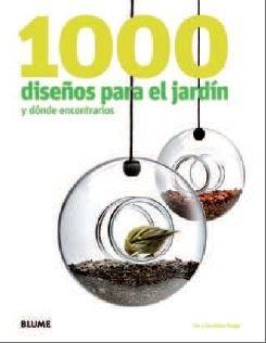 1000 Diseños para el jardín y dónde encontrarlos por Ian Rudge