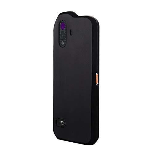 Coque pour Cat S61, TPU-Housse Étui de Protection Antichoc pour Smartphone (Coque de Coloris Noir)