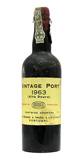 1963 Borges Vintage Port