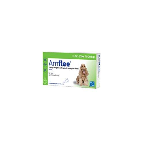 TAD Pharma GmbH Amflee 134 mg Spot-on Lös 6 STK