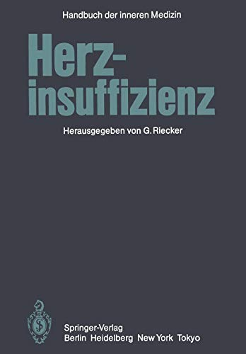 Herzinsuffizienz (Handbuch der inneren Medizin)