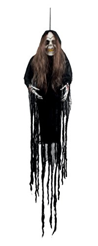 Boland 72070 - Deko-Figur Zombie Frau, Sonstige Spielwaren