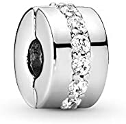 Pandora 791972CZ women's harm 925 silver/zirconia, white