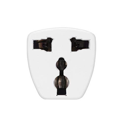 Monllack Tragbarer Steckeradapter Universal Travel USA oder EU zu AU Steckdose Adapter Konverter Adapter Außenwandler