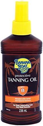 Banana Boat 236 ml Tanning Lotion Spf 8