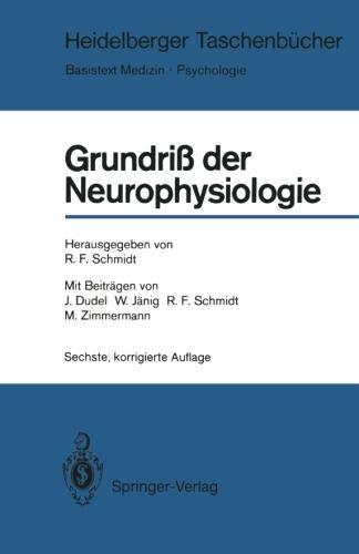 Grundriß der Neurophysiologie (Heidelberger Taschenbücher) (German Edition)