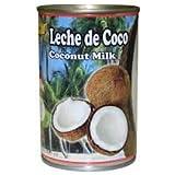 Asian Power - Leche de Coco - Ideal para una Amplia Variedad de Platos - 400 ml