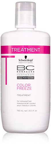 Schwarzkopf Bonacure Color Freeze Treatment, 1er Pack, (1x 0,75 L)