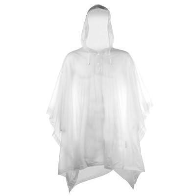 Splashmacs Unisex Regenponcho / Regencape für Erwachsene
