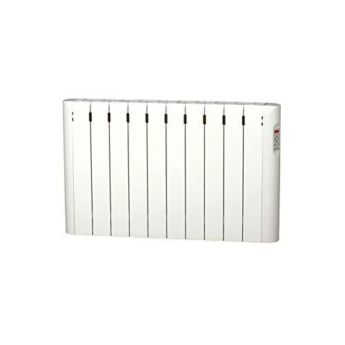 Haverland RCE10S | Emisor Térmico a Fluido Programable | 1500 W | Diseño Compacto | Indicador de Consumo...