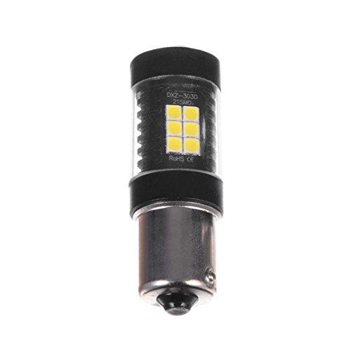 wuayi Super Weiß LED Nebelscheinwerfer Fahren Leuchtmittel 2303021SMD 1156High Power 6500K Rückfahrkamera Licht