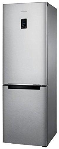 Samsung RB31HER2BSA/EF Kühl-Gefrier-Kombination /Gefrierteil unten / 185 cm / 172 kWh/Jahr /206 L Kühlteil /98 L Gefrierteil /Total No Frost+ / Smart Fresh+: Variabel einstellbare Zone / Silber
