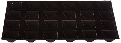 Flexipan 336013 Pyramid Nonstick Sheet Mold by Matfer Bourgeat Flexipan Non-stick Sheet