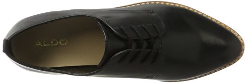 Aldo Romanos, Oxfords Femme Noir (97 Black Leather)
