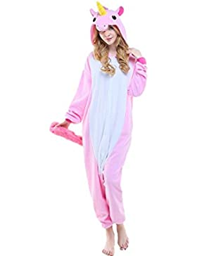Pijamas unicornio rosa kawaii cosplay Pidak Shop