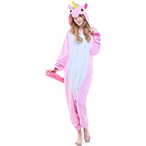 unicornios kawaii Pijamas unicornio rosa kawaii cosplay Pidak Shop