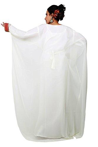 BEDI'S -  Vestito  - linea ad a - Maniche lunghe  - Donna Coral