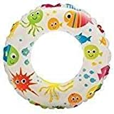 Truvic Inflatable Swimming Arm Band floats for Pool Beach for Kids - 3 to 6 Years of Age