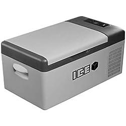 IceCube Compresseur Portable 15 litres pour réfrigérateur congélateur DC 12 V 24 V AC 230 V