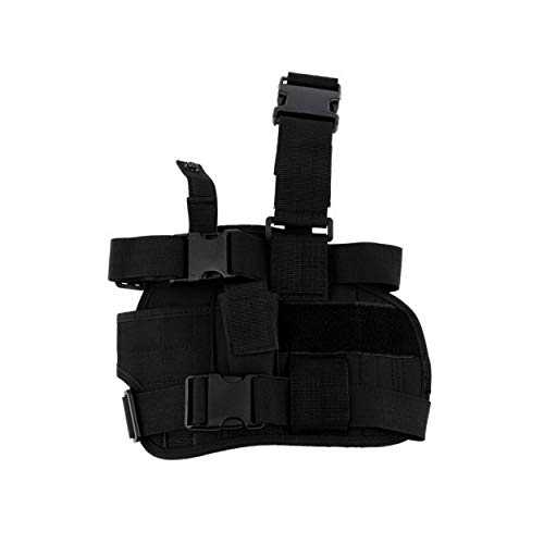 New Fashion 1pc Pistol Gun Paddle Holster Pouch Military Cqb Airsoft Sig Hk Usp Compact Beretta Glock Bracket For Backpack Molle Sytem Elegant Appearance Novelty & Special Use
