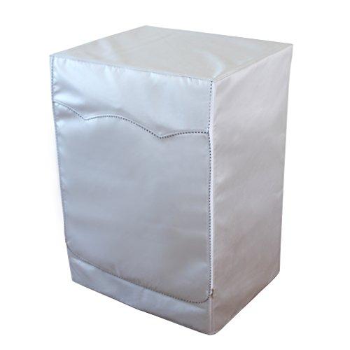 AKEfit Funda de Lavadora Cubierta impermeable para lavadora / secadora de carga frontal para...