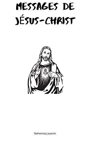 Couverture du livre MESSAGES DE JÉSUS-CHRIST
