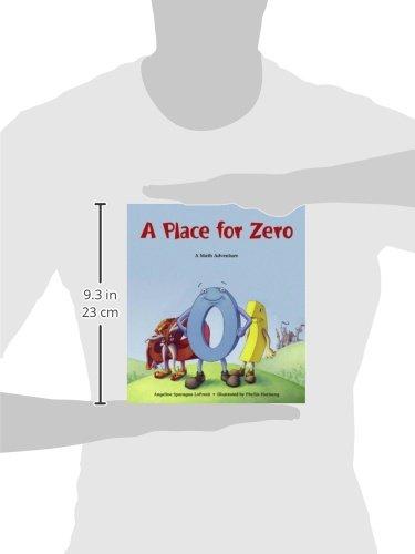A Place for Zero: A Math Adventure (Charlesbridge Math Adventures (Paperback))