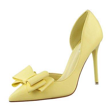 Zormey Les Talons Des Femmes Printemps Automne Chaussures Formelle Mariage Soie &Amp; Robe De Soirée Satin Talon Aiguille Rouge Fleur US7.5 / EU38 / UK5.5 / CN38