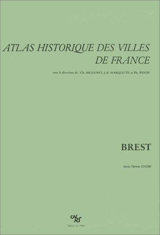 Brest, Finistère: Plan et notice