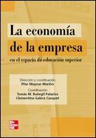 LA ECONOMIA DE LA EMPRESA EN EL ESPACIO DE LA EDUCACION