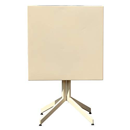 Table pliante - Couleur - Blanc
