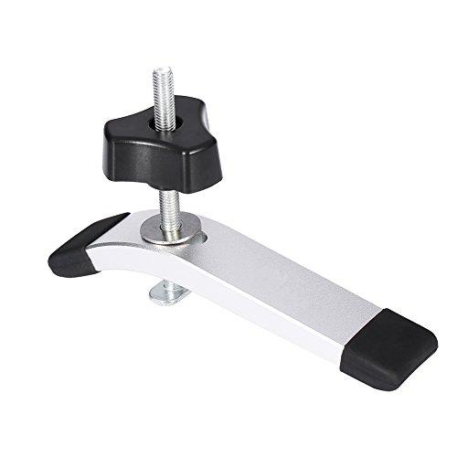 Halteklammer Metall Schnellschluss Set Nützlich für T-Nut