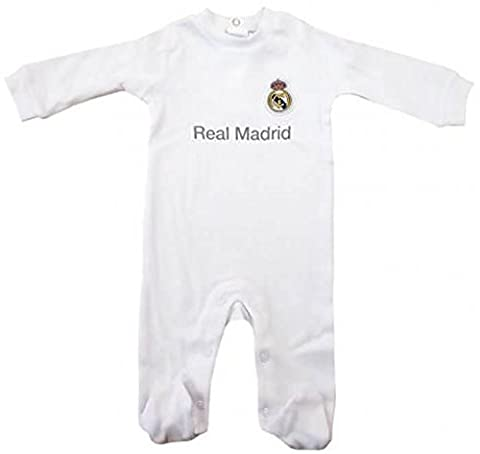 Real Madrid Baby Sleepsuit 2015 - 2016