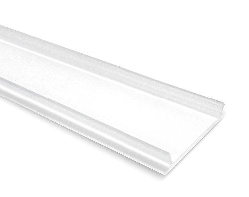 Blende Abdeckblende (ESBL 60 Einsteckblende - 25 x 2400 mm aus dem Hause Thebo / Blende)