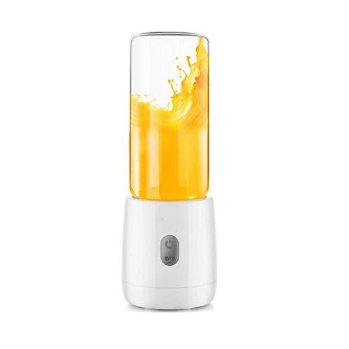 Sisaki 400ml Mini tragbare Fruchtpresse Cup USB Akku Mixer Saft Mixer Universal-Küchenmaschinen