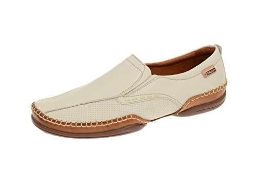 Pikolinos Mocassins homme Puerto Rico 03A-3020 Blanc - Blanc