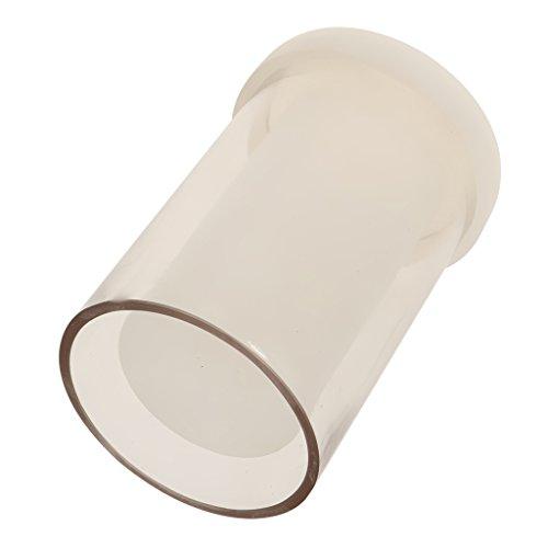FITYLE Forme De Cylindre Bougie Faisant Le Moule pour Bougie à La Main Bricolage LED Bougeoir - 75 x 127 mm