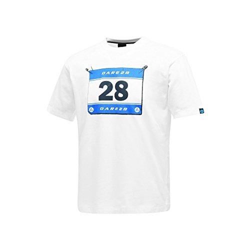 Dare 2bMen's T-Shirt Runner Race Blauer Juwel