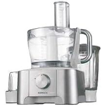 Kenwood FP 925 FP 925 Kompact Küchenmaschine, 1000 Watt, silber matt weiss