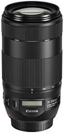 Canon EF 70-300mm F/4-5.6 Is II Usm Lens Black